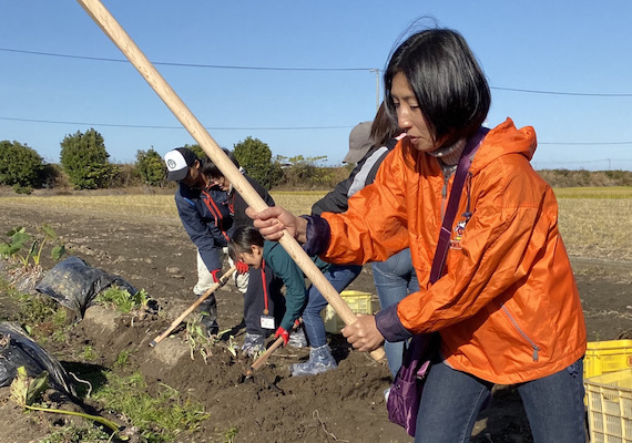 農林水産業の「女性の活躍」に取り組む!